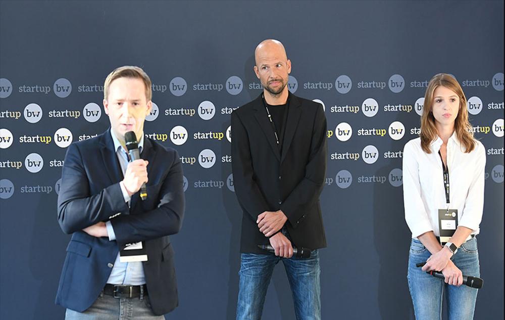 Florian Glock, Andreas Pichler, Lena Winter